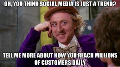 Is Social Media just a Trend? – Powerpost