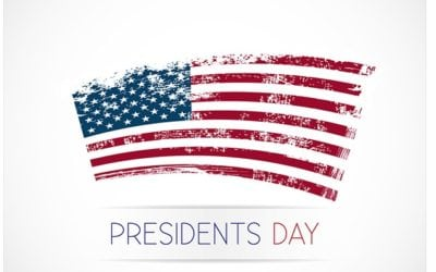 Presidents Day – 19th February 2018