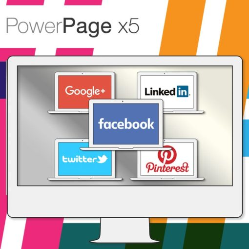 Social Media page creation service