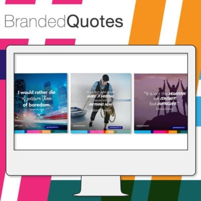 Social media quotes for sale
